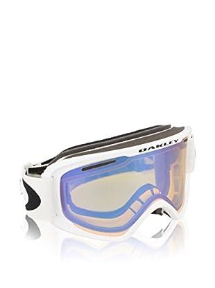 Oakley Máscara de Esquí O2 Medium Mod. 7066 Clip Blanco