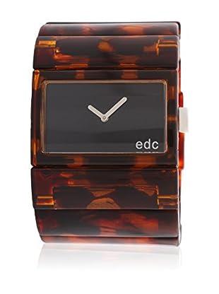 EDC Esprit Quarzuhr Jazzy Crossover Ee900202013 schwarz 40  mm