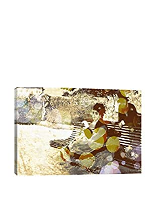 Camille Monet III Gallery Wrapped Canvas Print