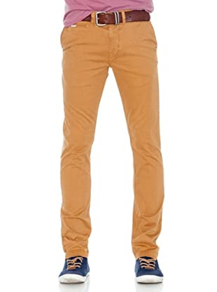Pepe Jeans London Pantalón Bredon (Marrón)
