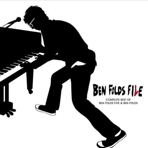 ベン・フォールズ・ファイル コンプリート・ベスト・オブ・ベン・フォールズ・ファイヴ&ベン・フォールズ(初回生産限定盤)(DVD付) [CD+DVD] [Limited Edition]
