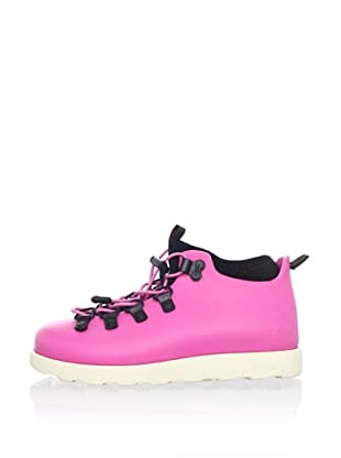 Native Kid's Fitzsimmons Boot (Toddler/Little Kid) (Hollywood Pink)