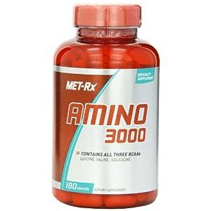 MET-Rx Amino 3000 - 180 Caplets