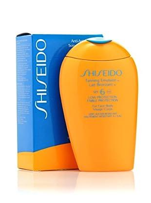 Shiseido Tanning Emulsion SPF 6, 150 ml, Preis/100ml: 13.97 €
