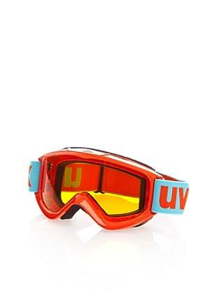 Uvex Máscara Fx Dark (Naranja)