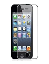 Totelec Shatterproof Tempered Glass Scratch Protector For Apple iPhone 5, 5S, 5G