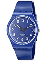 Swatch Up-Wind Analog Blue Dial Men's Watch - GN230