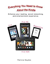 Everything You Need to Know About the Kindle