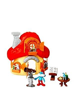 Giochi Preziosi Spielzeug Die Schtroumpfen - Pilzen Haus mit Papa Schtroumpf