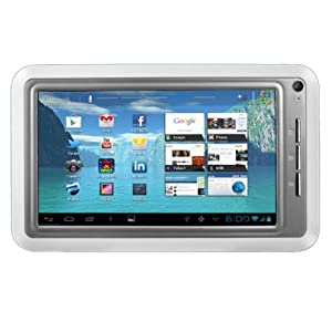 BSNL Penta T-Pad IS709C Tablet (WiFi, 3G via Dongle), White