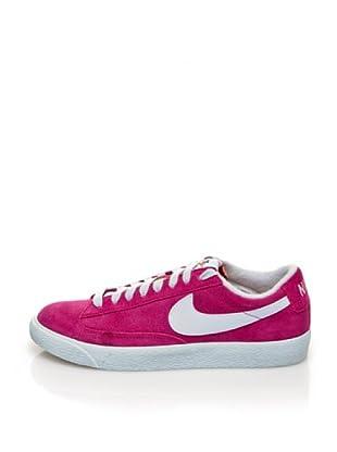 Nike Zapatillas Blazer Low Prm (Vntg Suede) (Fucsia)