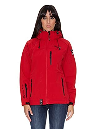 Geographical Norway Chaqueta Soft Shell Tonight (Rojo)