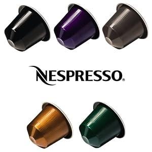 Nespresso Coffee Pods 50 pcs Mixed Variety
