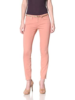 Henry & Belle Women's Ideal Ankle Skinny Jean (French Rose)