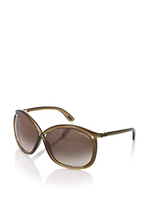 Tom Ford Women's Charlie TF201 Sunglasses (Brown)
