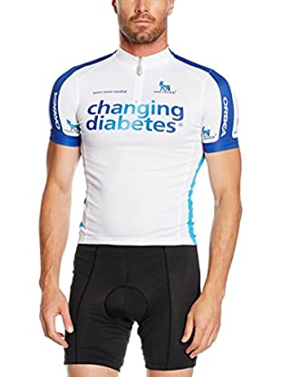 MOA FOR PROFI TEAMS Fahrradshirt Changing Diabetes