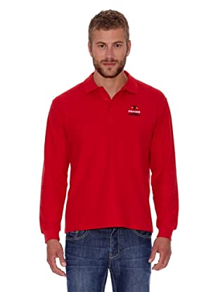 Polo Club Polo Regular Fit (Rojo)