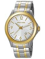 Pierre Cardin Analog White Dial Men's Watch - PC104871F04