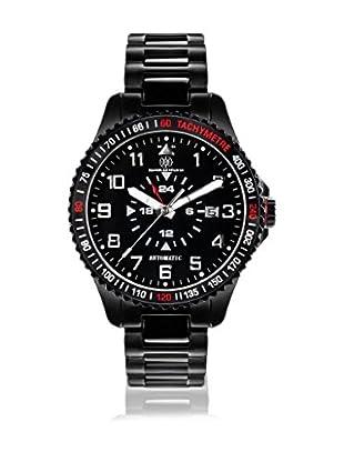 Mathis Montabon Reloj automático Man Pionnier Ip Negro 43 mm