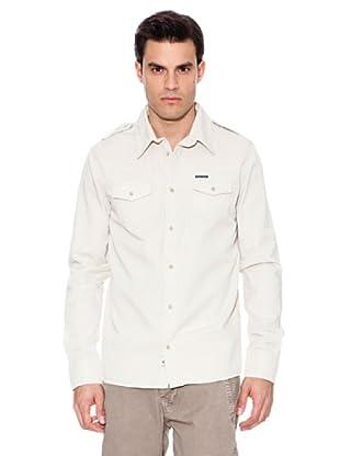 Pepe Jeans London Camisa King (Crema)