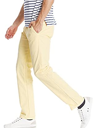 Dockers Chinohose Alpha Khaki Wellthread - Slim