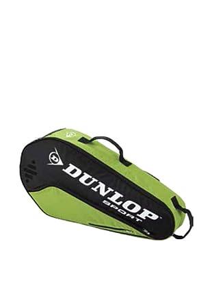 Dunlop Portaracchette Portaracchette Thermo Tour Da 3  Verde 1