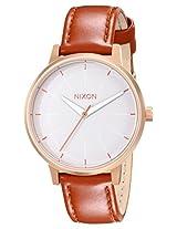 Nixon Women's A1081045 Kensington Leather Watch