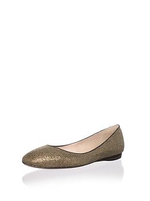 Jean-Michel Cazabat Women's Robin Flat (Bronze Brown)