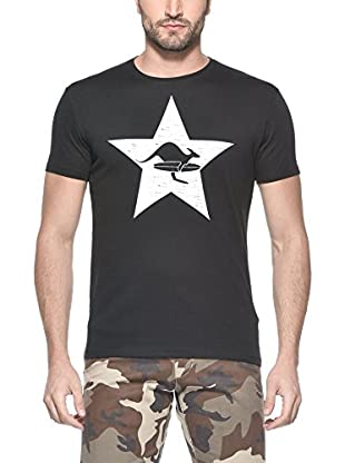 Hot Buttered T-Shirt Star