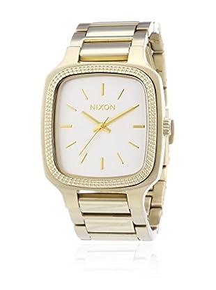 Nixon Quarzuhr  gelb 32 millimeters
