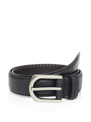 Vintage Bison Men's Zion Belt (Big Horn Black)