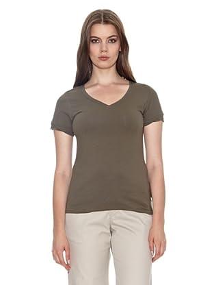 Jackpot T-Shirt Marguerit (Kaki)