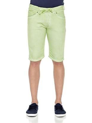 Carrera Jeans Bermuda Play 11 Oz (Verde)