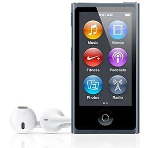 Apple 16GB iPod Nano (Slate)