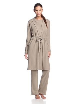 Valery Sleepwear Women's Cinderella Robe (Beige)