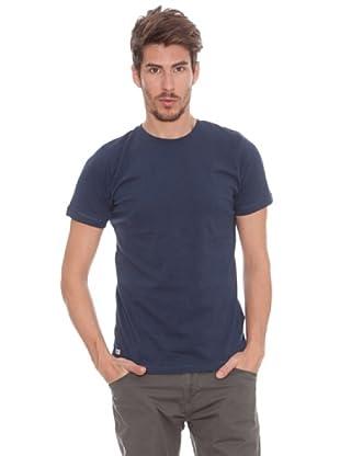 Timeout Camiseta MC Lisa (azul índigo)