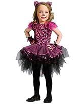 Little Girls Ballerina Leopard Costume 24 Months - 2T