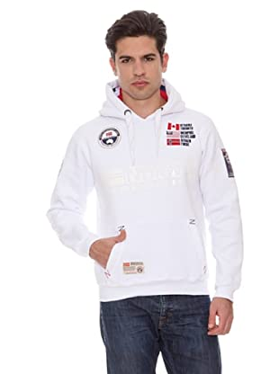 Geographical Norway Sudadera Forest (Blanco)