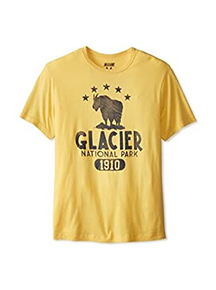 Tailgate Clothing Company Men's Glacier National Park Crew Neck T-Shirt