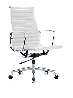 Silla Oficina Dinsi Edición Especial Blanco