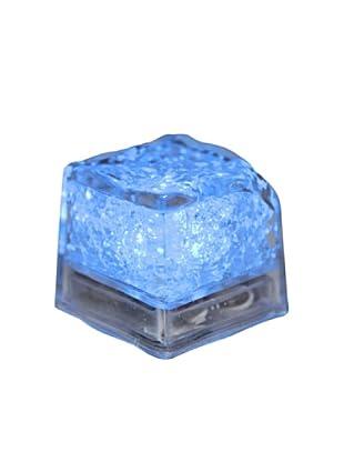 Vip4Vip Set De 12 Cubitos Led Azul