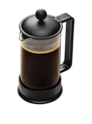 Bodum Cafetera Brazil French Press 3 Cups 0.35 L Negro