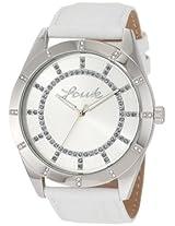 FCUK Analog Silver Dial Women's Watch - FC1072SS