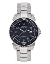 Sector Silver Analog Men Watch R2653450725