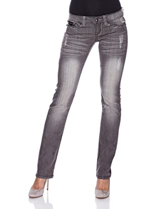 Antique Rivet Jeans Gia (ticket/grey)
