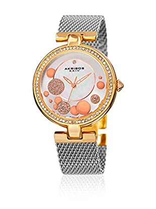 Akribos XXIV Reloj con movimiento japonés Woman 39 mm
