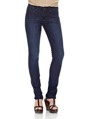 Springfield Pantalón Bs.De910.Slim Bs-Bs (Azul Denim)