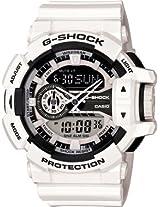 Casio G-Shock Analog-Digital Grey Dial Men's Watch - GA-400-7ADR (G549)