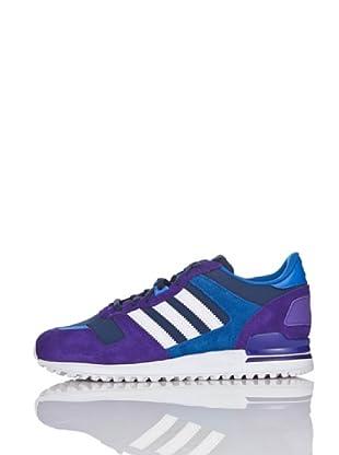 adidas Zapatillas Running Zx 700 (Violeta / Azul)