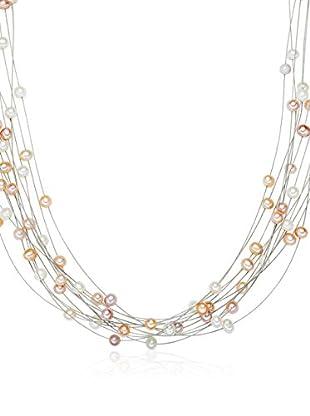Nova Pearls Copenhagen Kette  Sterling-Silber 925